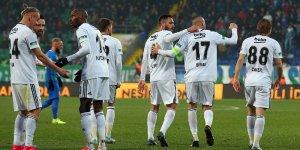 Çaykur Rizespor: 1 - Beşiktaş: 2