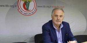 TTB Başkanı Sinan Adıyaman: 18 kişinin dışında testi pozitif çıkan var