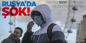 Rusya'da virüs nedeniyle ilk ölüm!