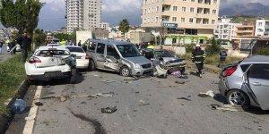 Hatay'da feci kaza! 5 Ölü