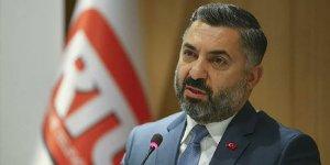 RTÜK Başkanı Şahin'den tartışılacak açıklamalar