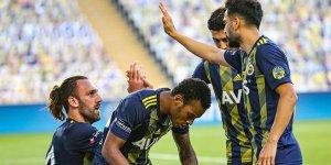 Fenerbahçe: 3 - BtcTurk Yeni Malatyaspor: 2