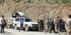 Hakkari/Yüksekova'da araç uçuruma yuvarlandı: Altı ölü