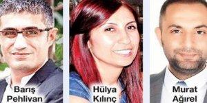 Son dakika... Tutuklu gazetecilere tahliye kararı çıktı
