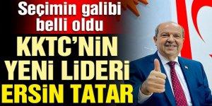 KKTC Cumhurbaşkanı seçilen Ersin Tatar'dan ilk açıklama: Kıbrıs Türk'tür, Türk kalacak