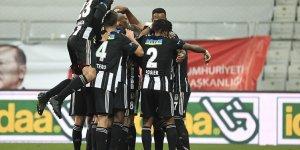 Beşiktaş: 3 - DG Sivasspor: 0