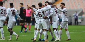 Fatih Karagümrük: 1 - Trabzonspor: 2