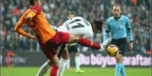 Beşiktaş: 2 - Galatasaray: 0