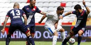 Antalyaspor: 3 - BB Erzurumspor: 1
