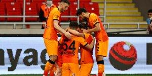 Göztepe: 1 - Galatasaray: 3