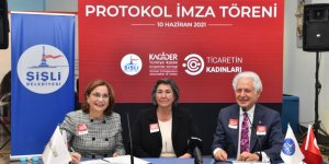 KAGİDER ve Şişli Belediyesi kadın girişimcilerin desteklenmesi için güç birliği yaptı.