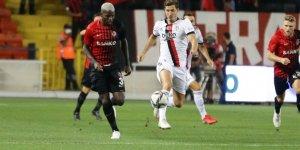 Gaziantep FK: 0 - Beşiktaş: 0