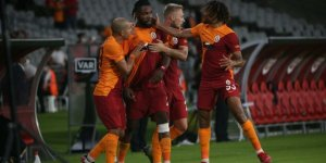 Galatasaray: 2 - Atakaş Hatayspor: 1