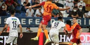 Kasımpaşa: 2 - Galatasaray: 2