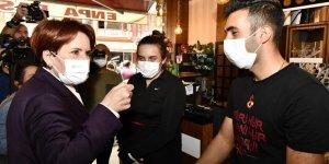 Meral Akşener: Saldırı, hakaret arttıkça bilin ki seçim gitti attaya…