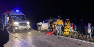 Karabük'de kaza: 2 Ölü 6 yaralı