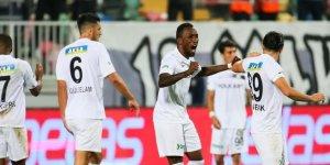 Altay: 2 - Beşiktaş: 1