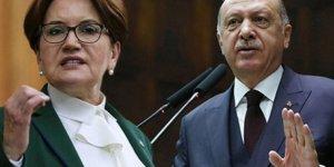 Akşener'den Erdoğan'a: Abuk sabuk konuşuyorsun