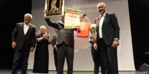 Yeniçağ Gazetesi'ne ''Yaşayan Değerlerimiz'' ödülü