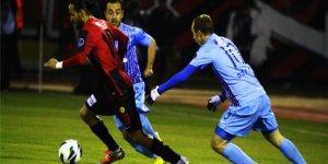 Trabzonspor - Eskişehirspor Maç Sonucu 1:0
