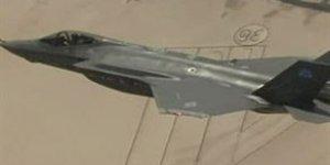 İsrail savaş uçağı insansız hava aracını düşürdü