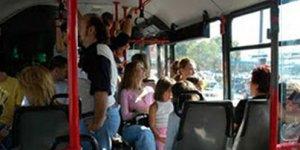 Otobüste cüzdan,cep telefonu ve paranın yanı sıra çocuk da unutuldu