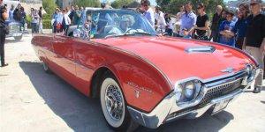 Klasik Otomobiller Buluştu