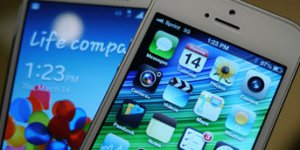 Apple ile Samsung kapışıyor!
