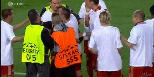 Bayern galibiyetinden ilginç kareler