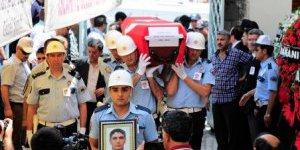 Şehit Ferhat Avcının cenazesi toprağa verildi