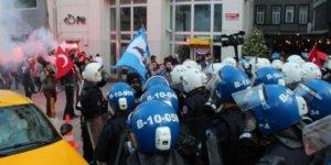 Türkçülük gününde Taksimde olay - 3 Mayıs
