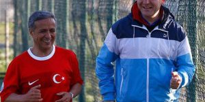 Akpartili milletvekilleri güne sporla başladı