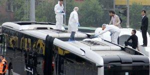 Metrobüsteki cesedin kimliği belli oldu