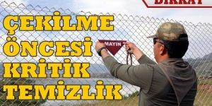 PKK Çekilmeye Başlıyor