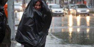 Meteoroloji ülke genelinde sağanak yağış uyarısı yaptı