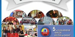 Tepecik 5.uluslararası Kültür Sanat Festivali başlıyor...