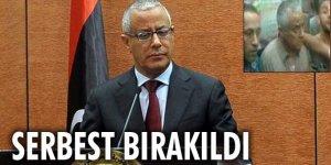 Libya Başbakanı serbest bırakıldı