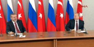"""""""Bölgede, Rusya ve Türkiye üzerinde önemli yükler var"""""""