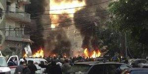 Beyrutta patlama: En az beş ölü