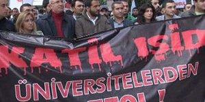 IŞİD protestoları
