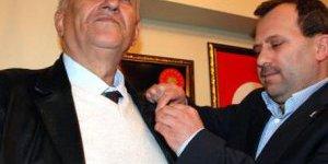 CHPli, Ak Partiden aday oldu