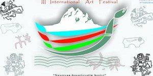 Nahçıvan -Beşeriyetin Beşiği 3.Uluslararası Resim Festivali