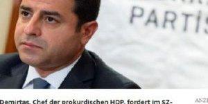 Biz PKK'yı terör örgütü olarak tanımlamıyoruz