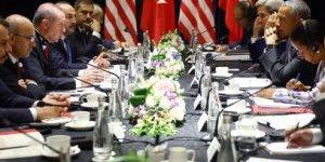 Erdoğan ve Obama Çinde görüştü