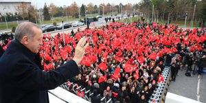 Erdoğan: Ey Trump sen ne yapmak istiyorsun?