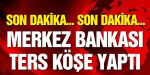 Merkez Bankası'ndan piyasa için kritik karar