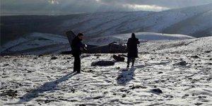 Ispartada askeri eğitim uçağı düştü: Üç şehit