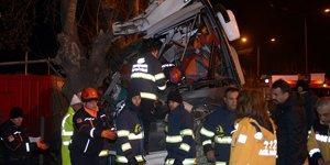 Son Dakika… Eskişehir'de kaza, çok sayıda ölü yaralı var