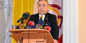 Galatasarayın yeni başkanı Mustafa Cengiz